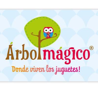 Árbol Mágico - logo