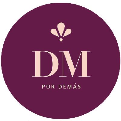 DM por demás - logo