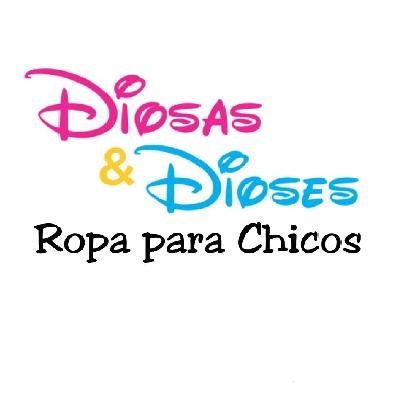 Diosas y Dioses - logo