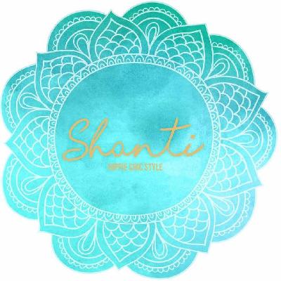 Shanti Hippie Chic - logo