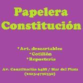 Papelera Constitución - logo