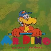 Mr Dino - logo