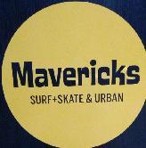 Maverick's - logo