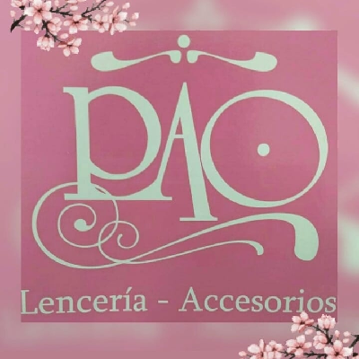 Lenceria Pao - logo